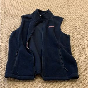 Vineyard Vines Navy Vest